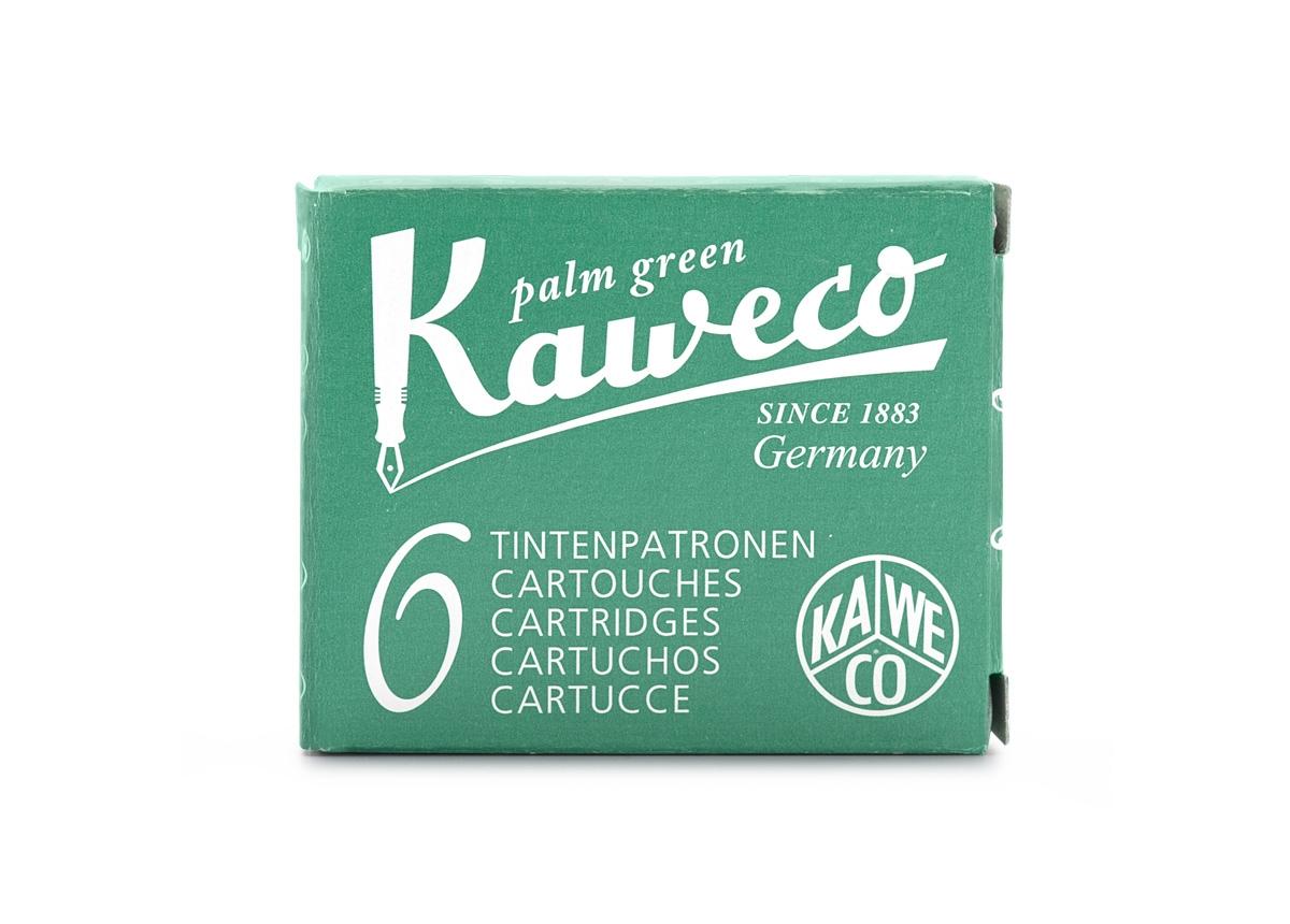 Kaweco Palm Green Cartridges