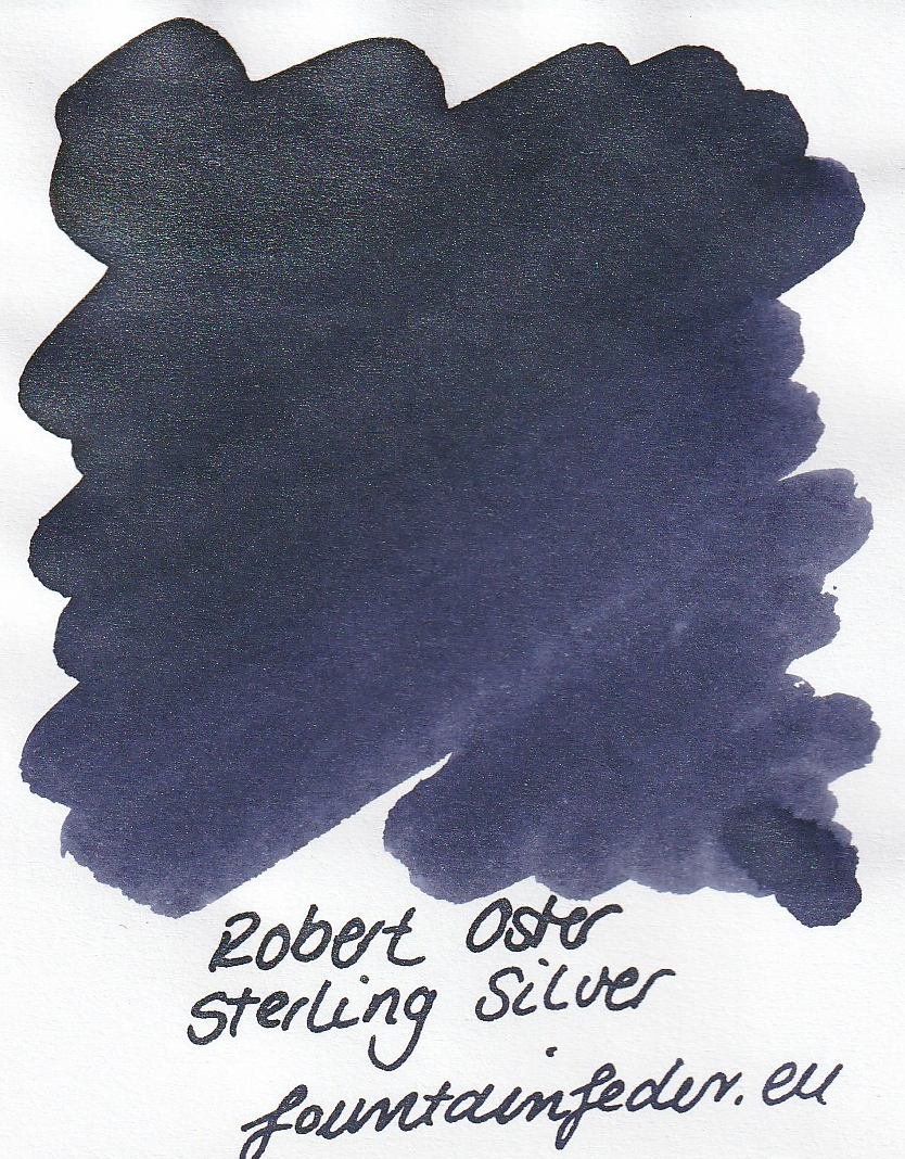Robert Oster Shake`n`Shimmy -  Sterling Silver 2ml