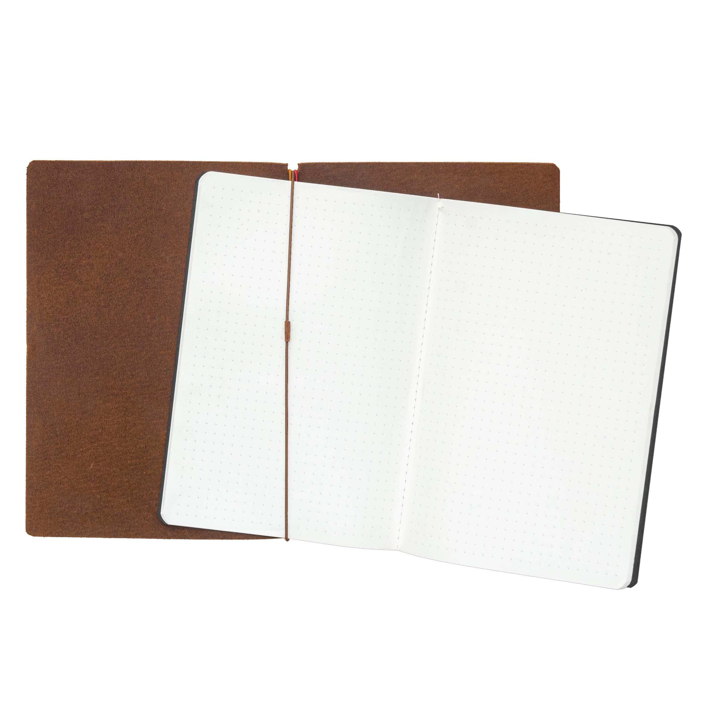 Enless Explorer Refillable Leather Journal