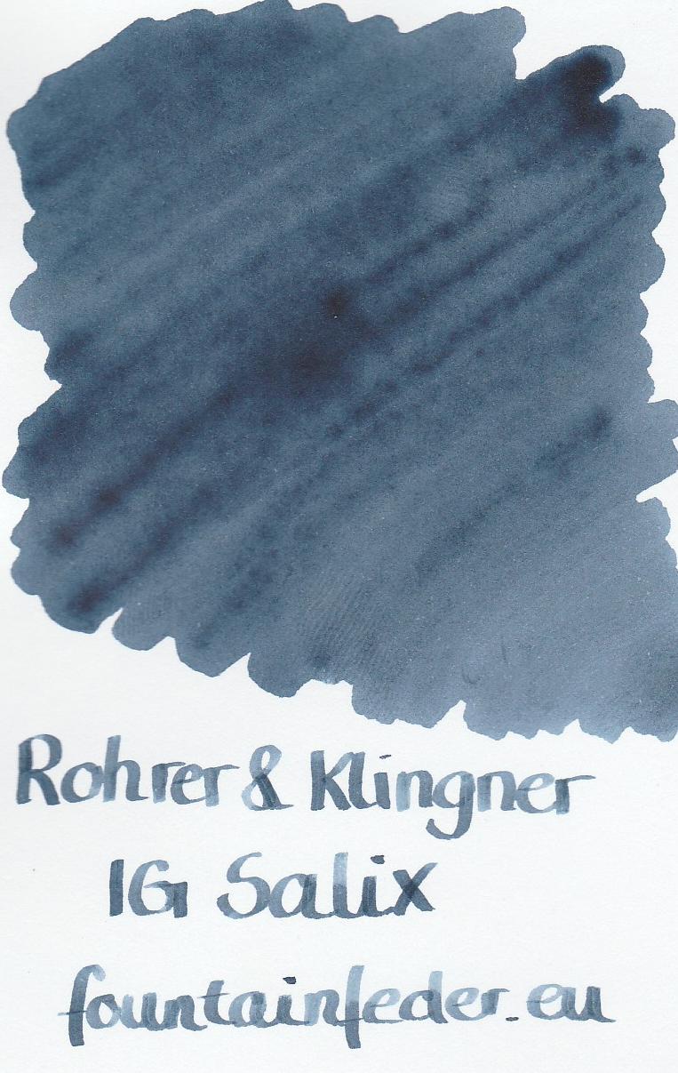Rohrer & Klingner IG Salix Ink Sample 2ml