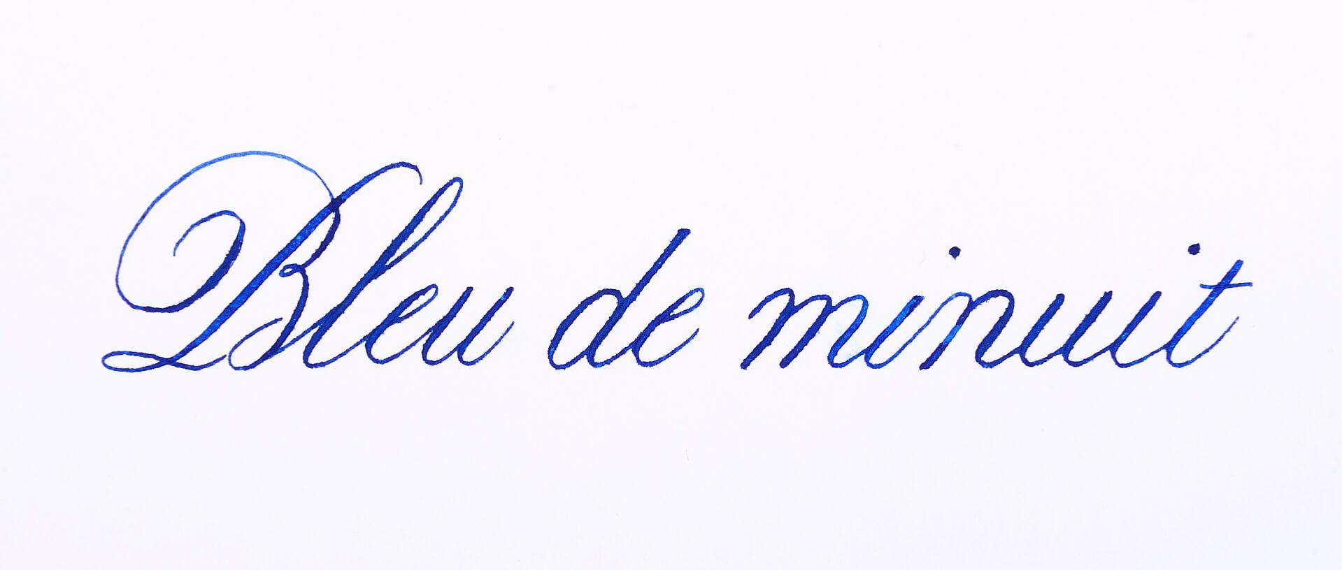 Jacques Herbin  - Bleu de minuit 50ml