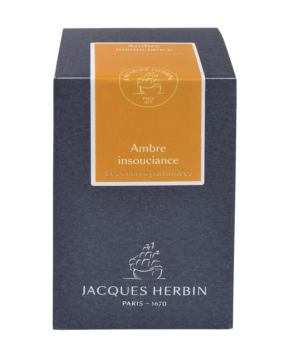 Jacques Herbin  - Ambre insouciance Scented 50ml