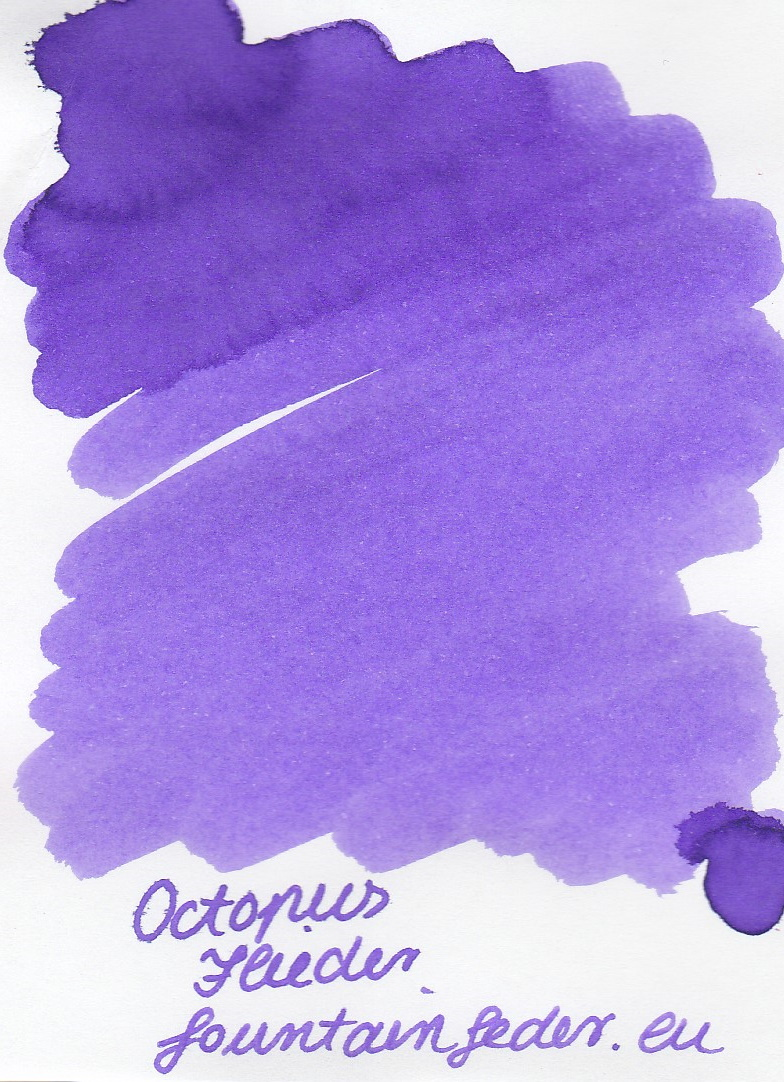 Octopus Fluids Flieder Ink Sample 2ml