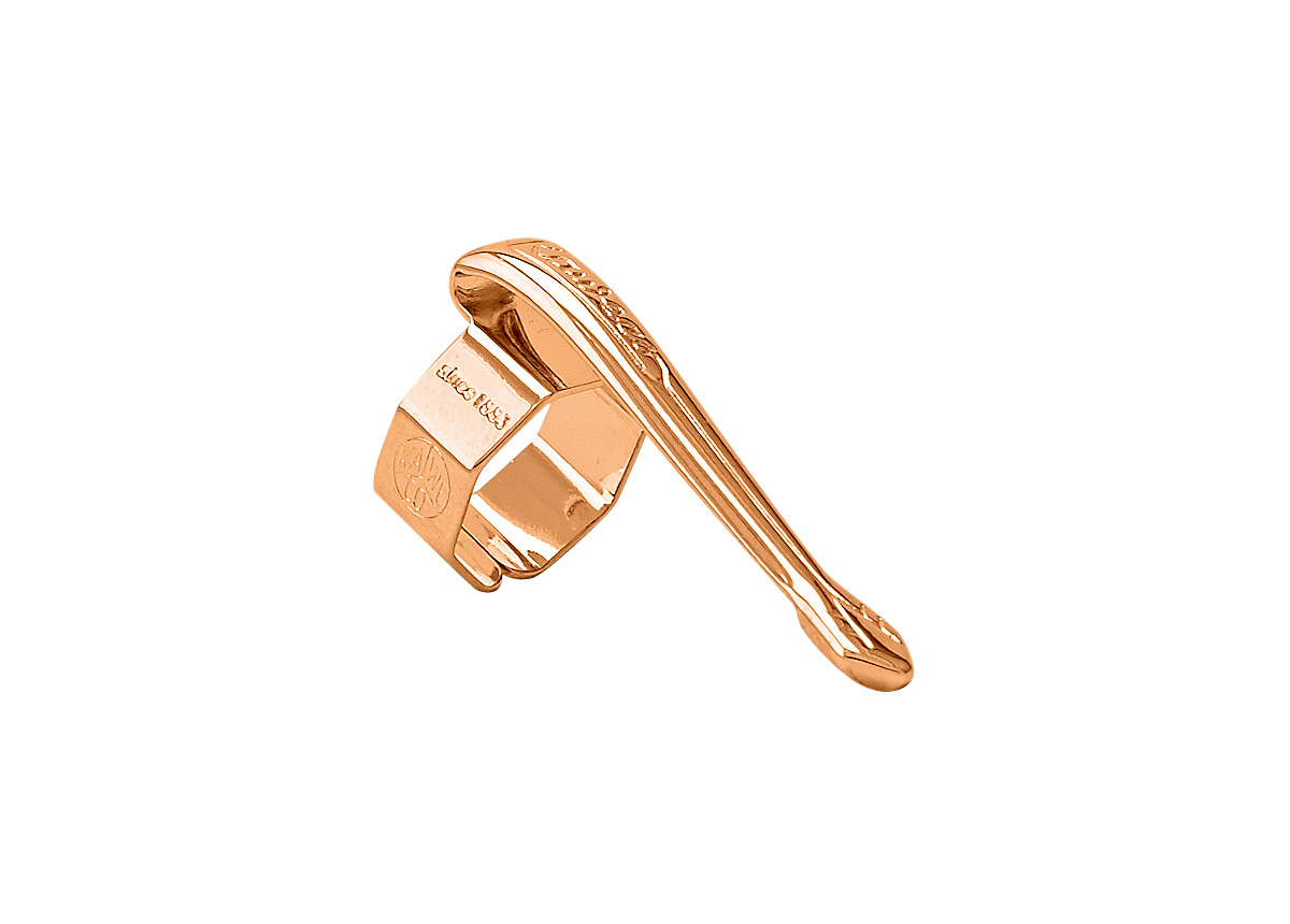 Kaweco SPORT Nostalgie Oktogonal Clip Bronze