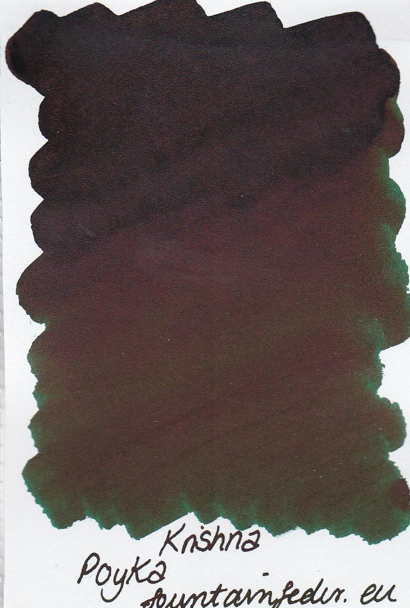 Krishna RC Poyka Ink Sample 2ml