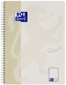 Oxford Touch Notepad A4+, Dotted