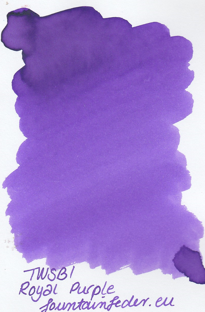 TWSBI Royal Purple Ink Sample 2ml