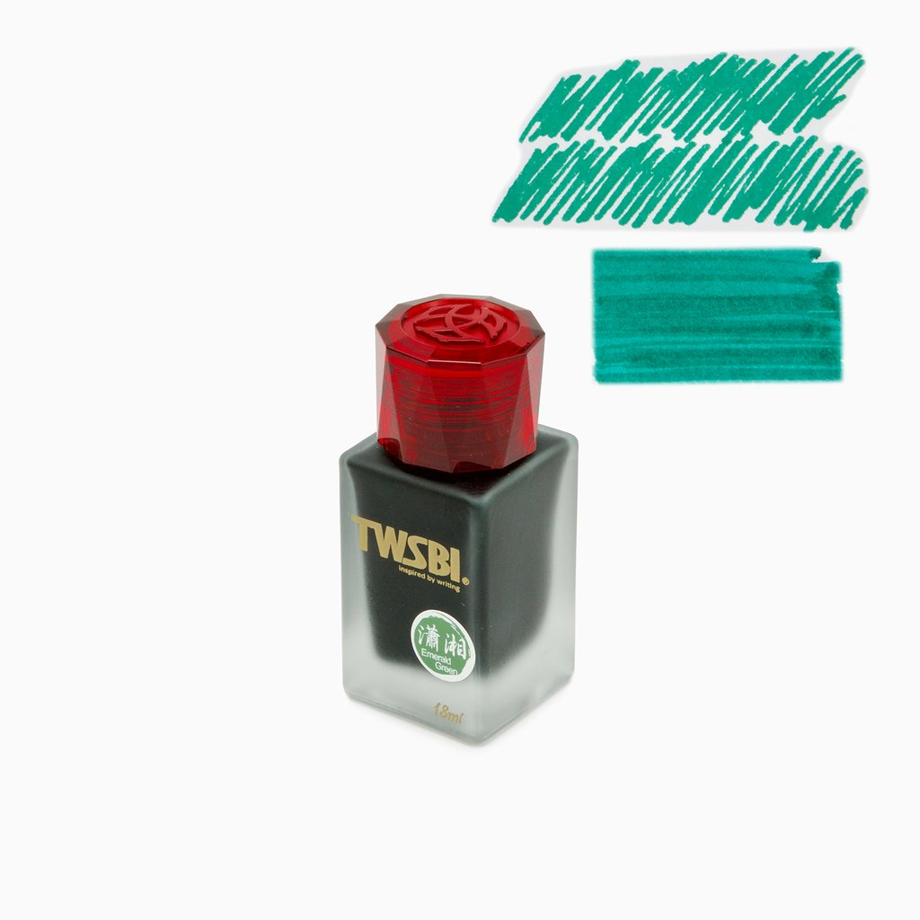 TWSBI 1791 Emerald Green 18ml