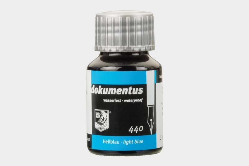 Rohrer & Klingner Dokumentus Light Blue 50ml