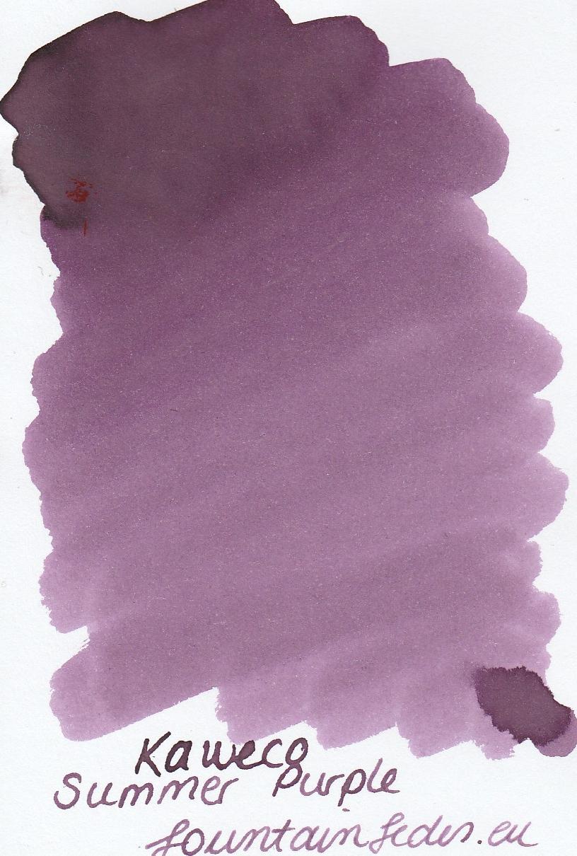 Kaweco Summer Purple Ink Sample 2ml