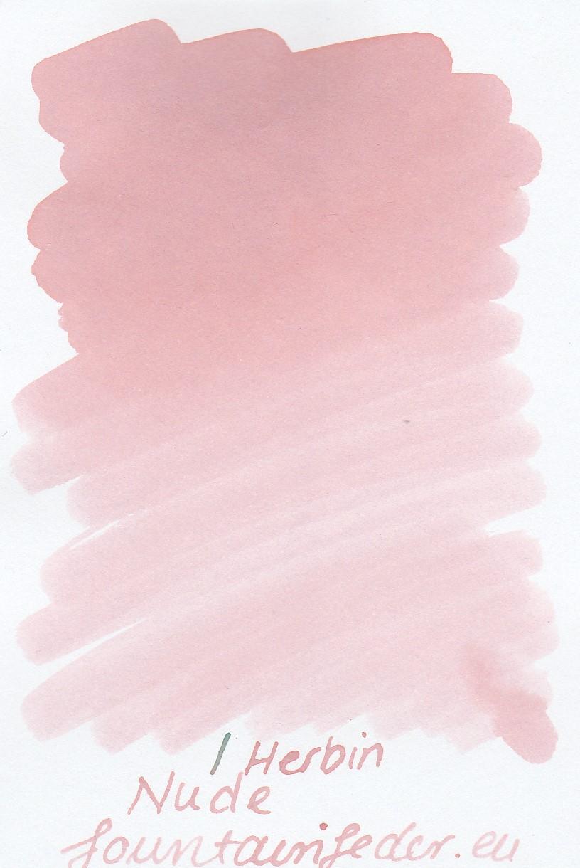 Herbin - Nude by Marc-Antoine Coulon Ink Sample 2ml