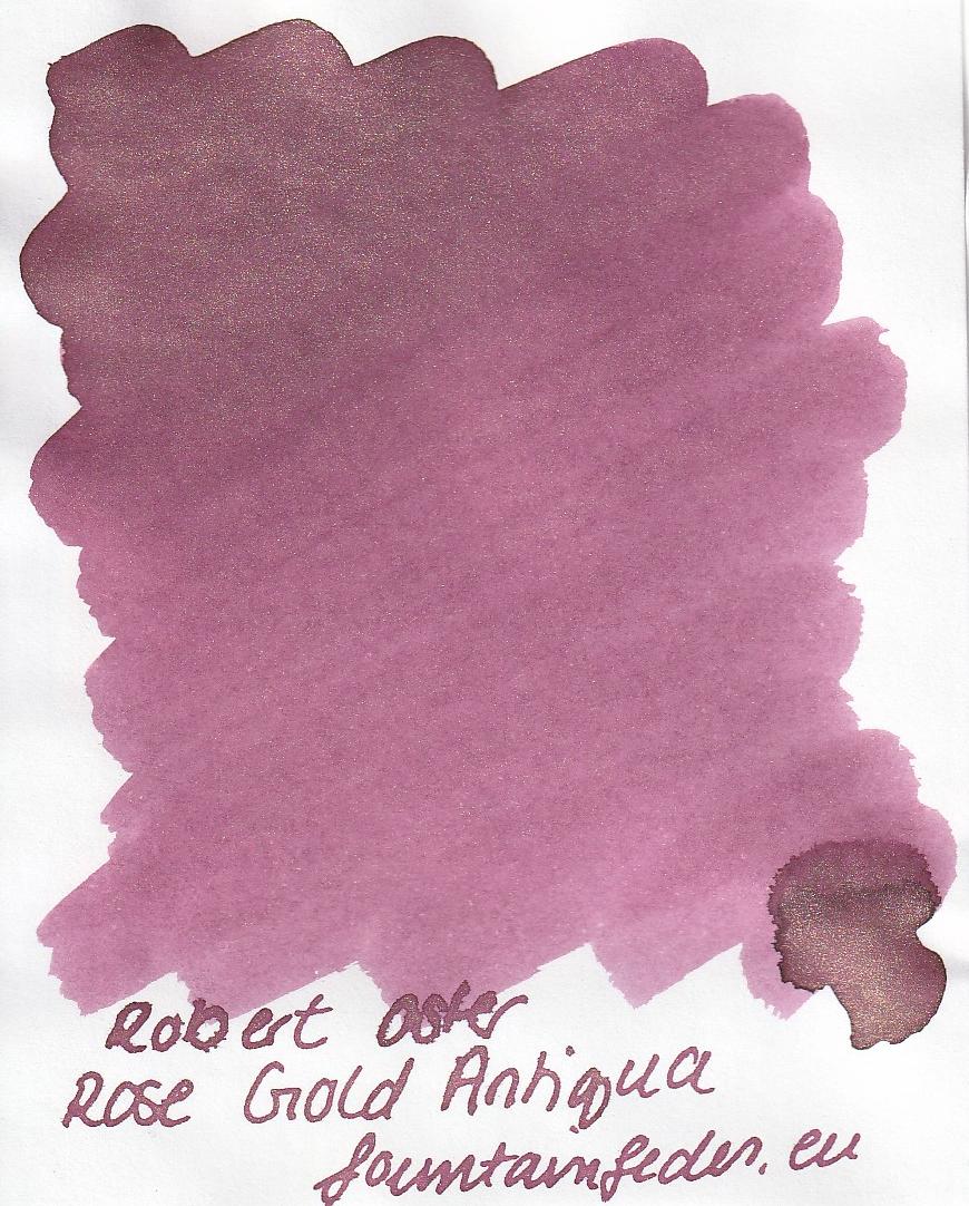 Robert Oster Shake`n`Shimmy -  Rose Gold Antiqua 2ml