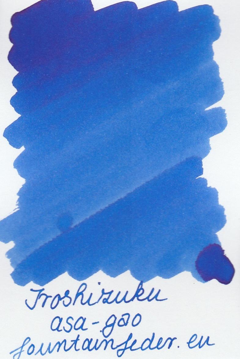 Pilot Iroshizuku Asa-Gao 2ml Ink Sample