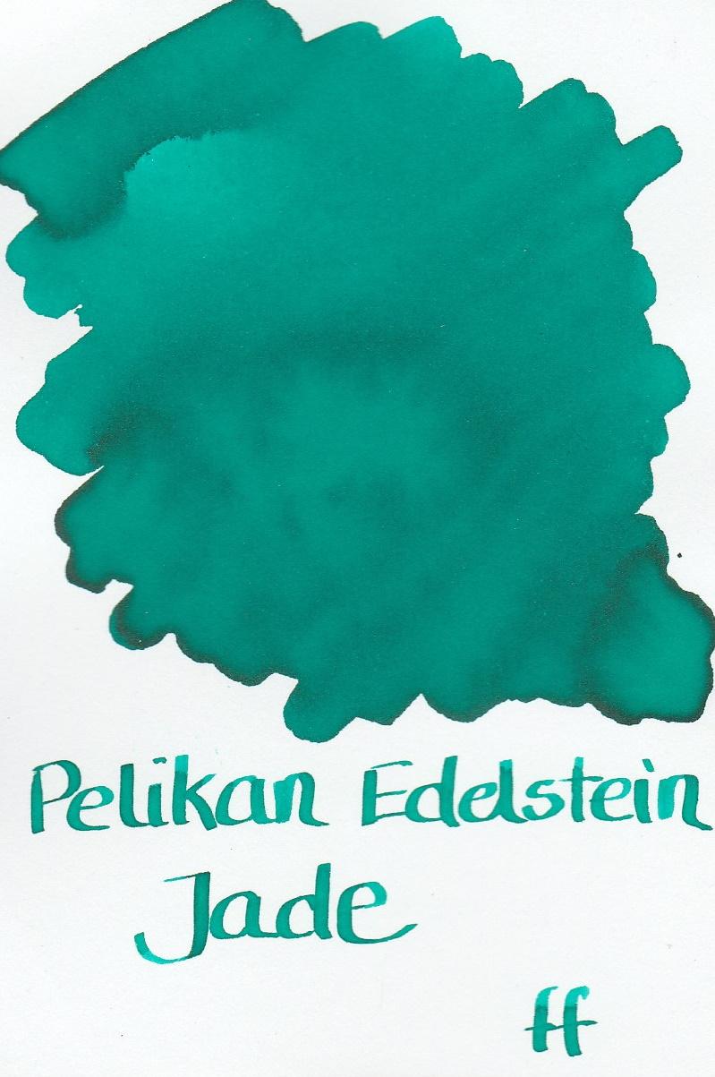 Pelikan Edelstein Jade Ink Sample 2ml