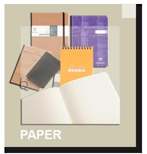 Fountainfeder Paper