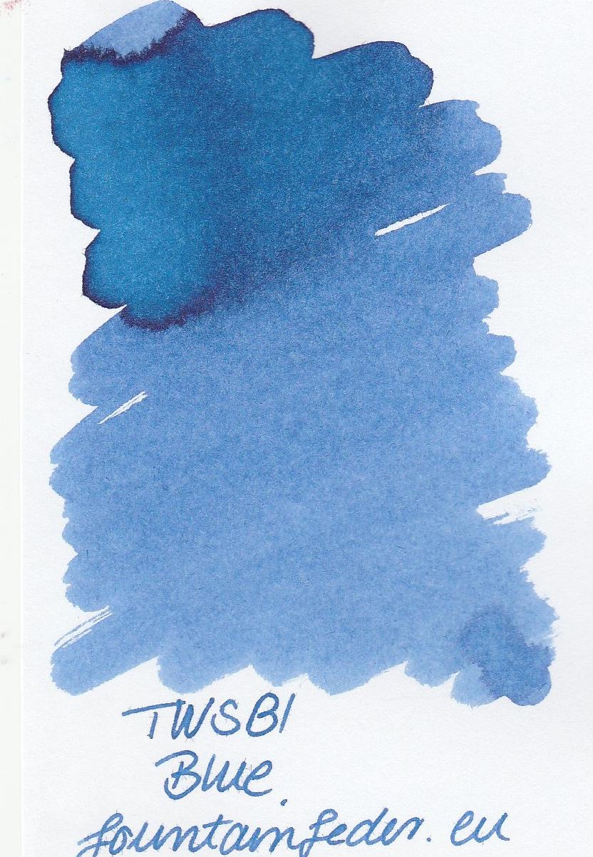 TWSBI Blue Ink Sample 2ml