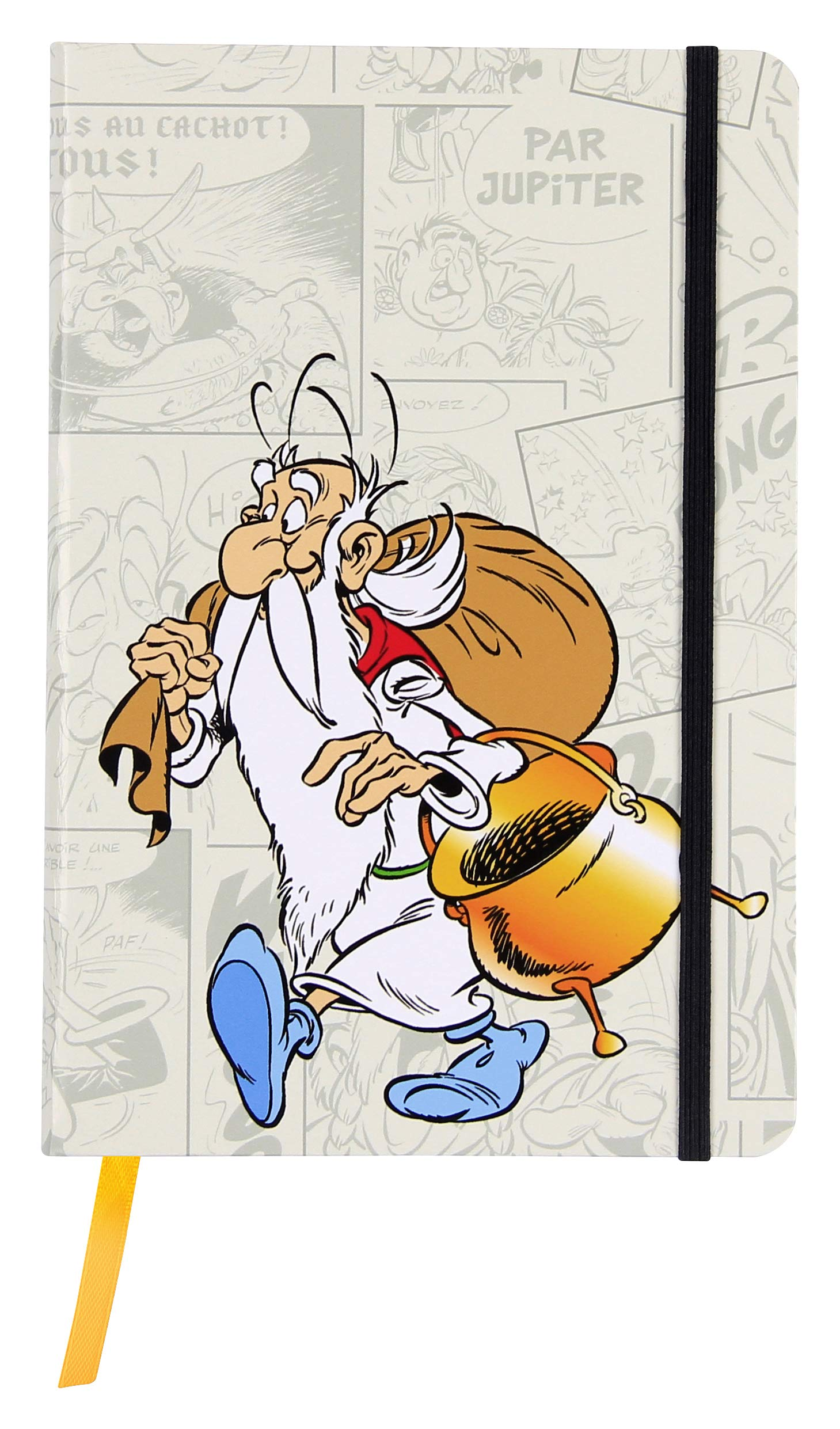 Asterix by Clairefontaine Notebook A5