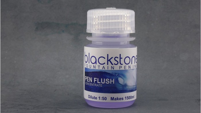 Blackstone Fountain pen flush