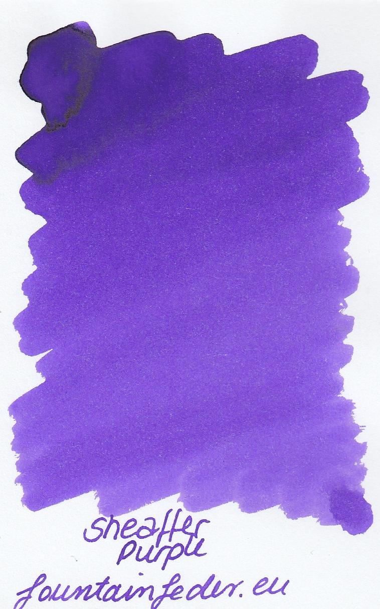 Sheaffer Violett Ink Sample 2ml