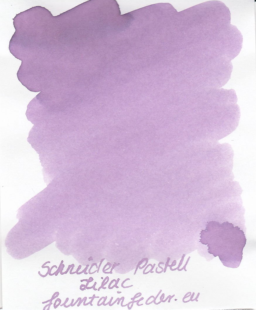 Schneider Pastell Lilac Ink Sample 2ml