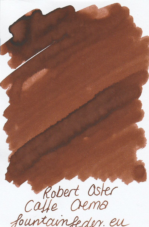 Robert Oster - Caffe Crema Ink Sample 2ml