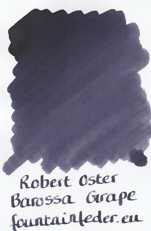 Robert Oster - Barossa Grape Ink Sample 2ml