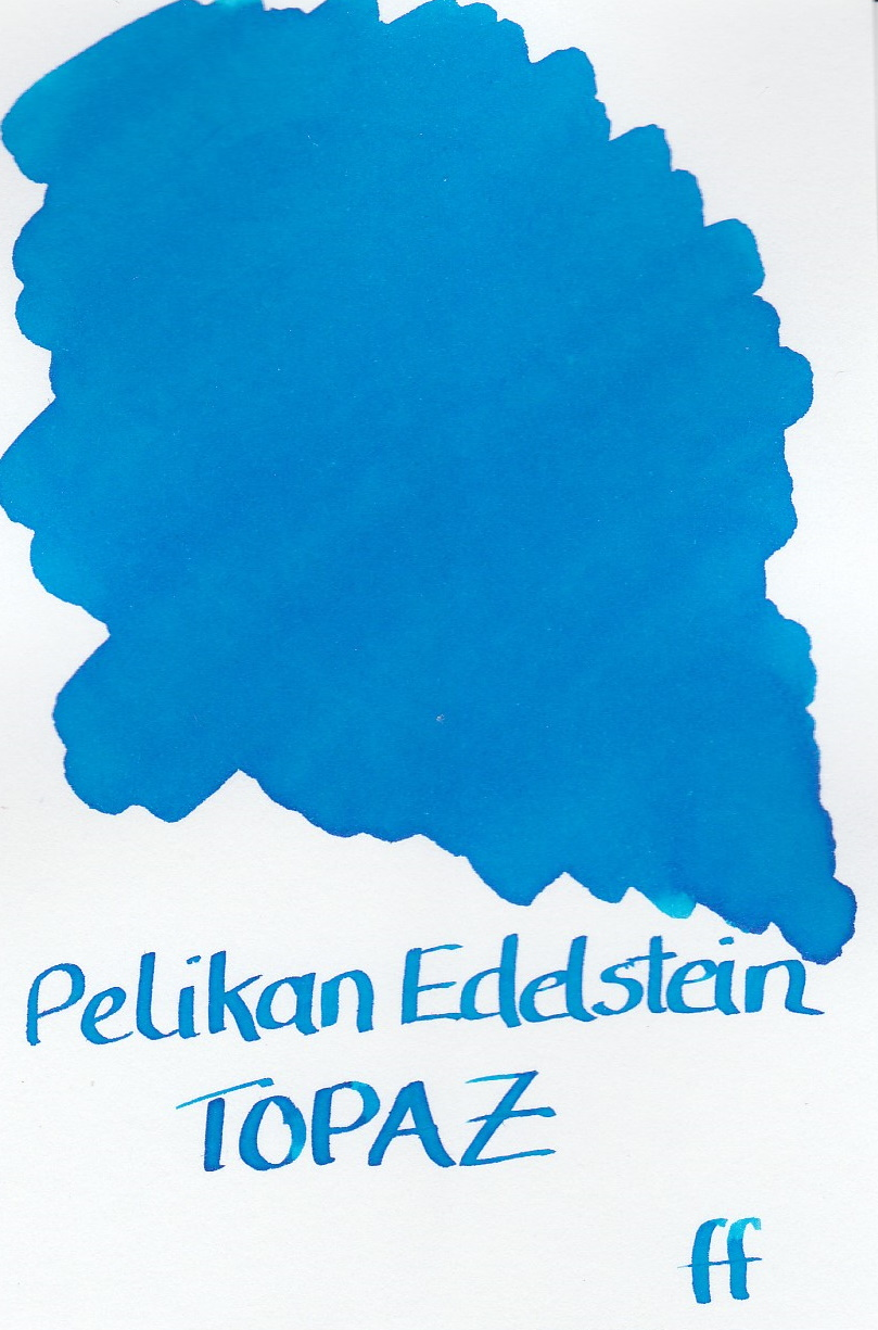 Pelikan Edelstein Topaz Ink Sample 2ml