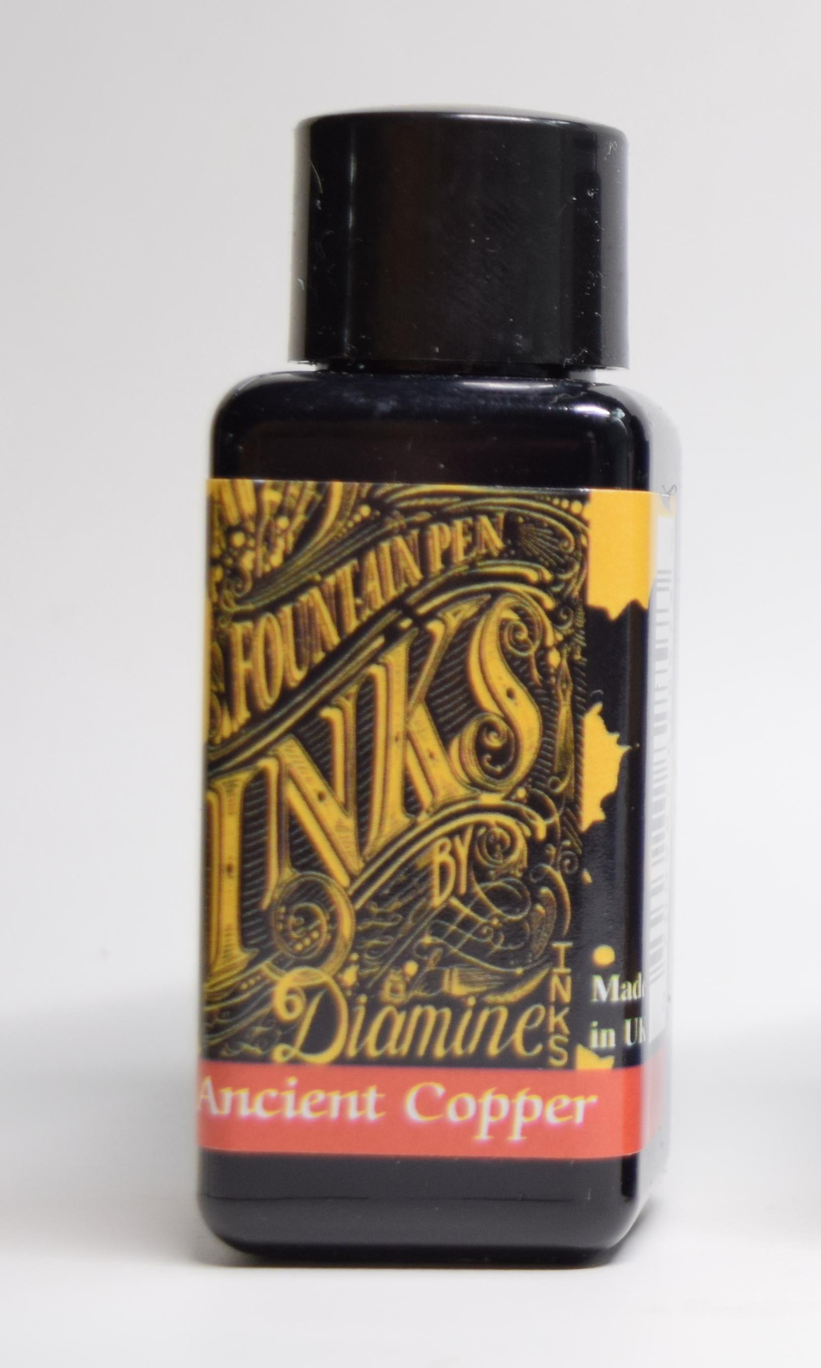 Diamine Ancient Copper  30ml