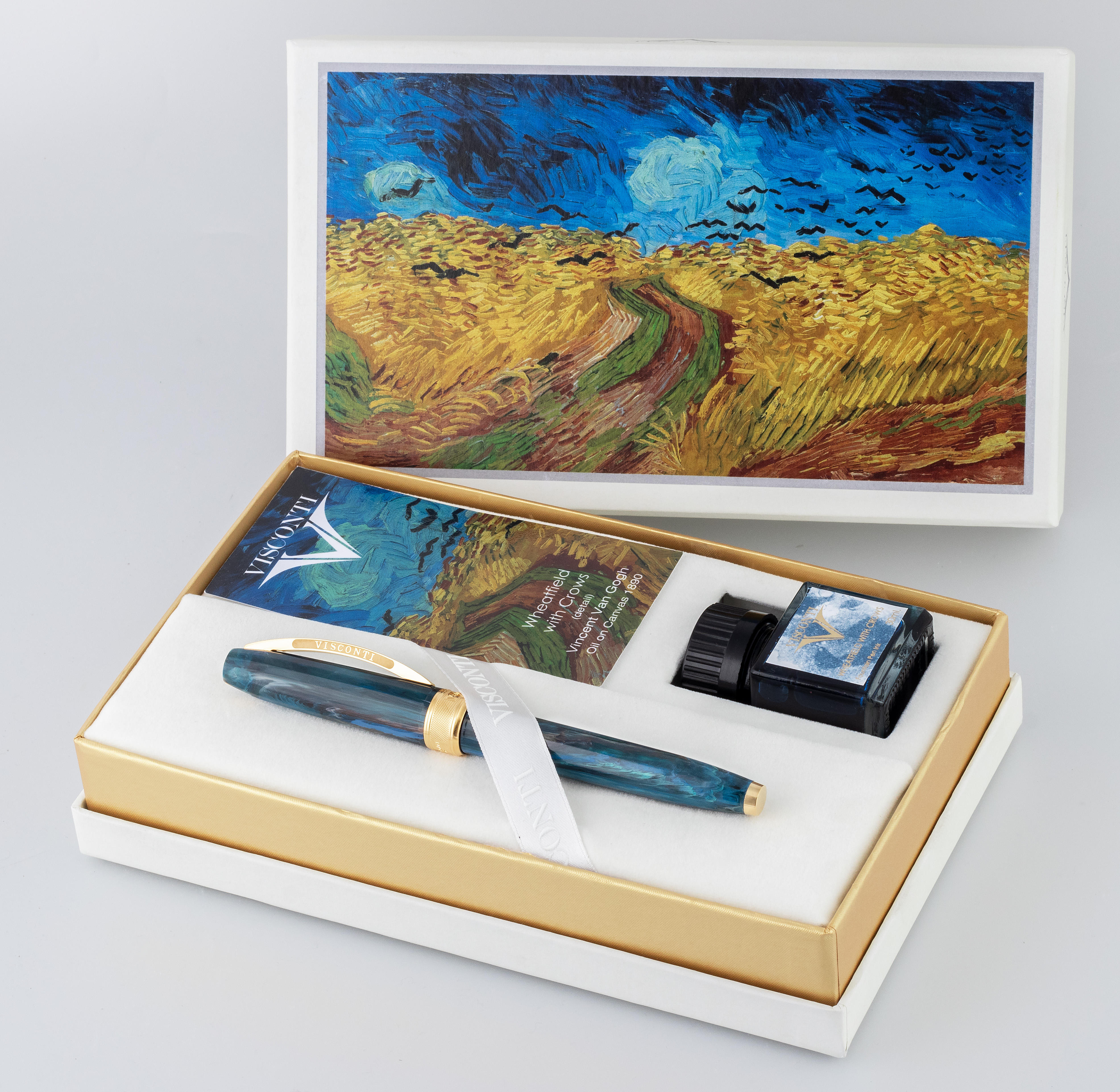 Visconti Van Gogh - Wheatfield with Crows Limited Edition