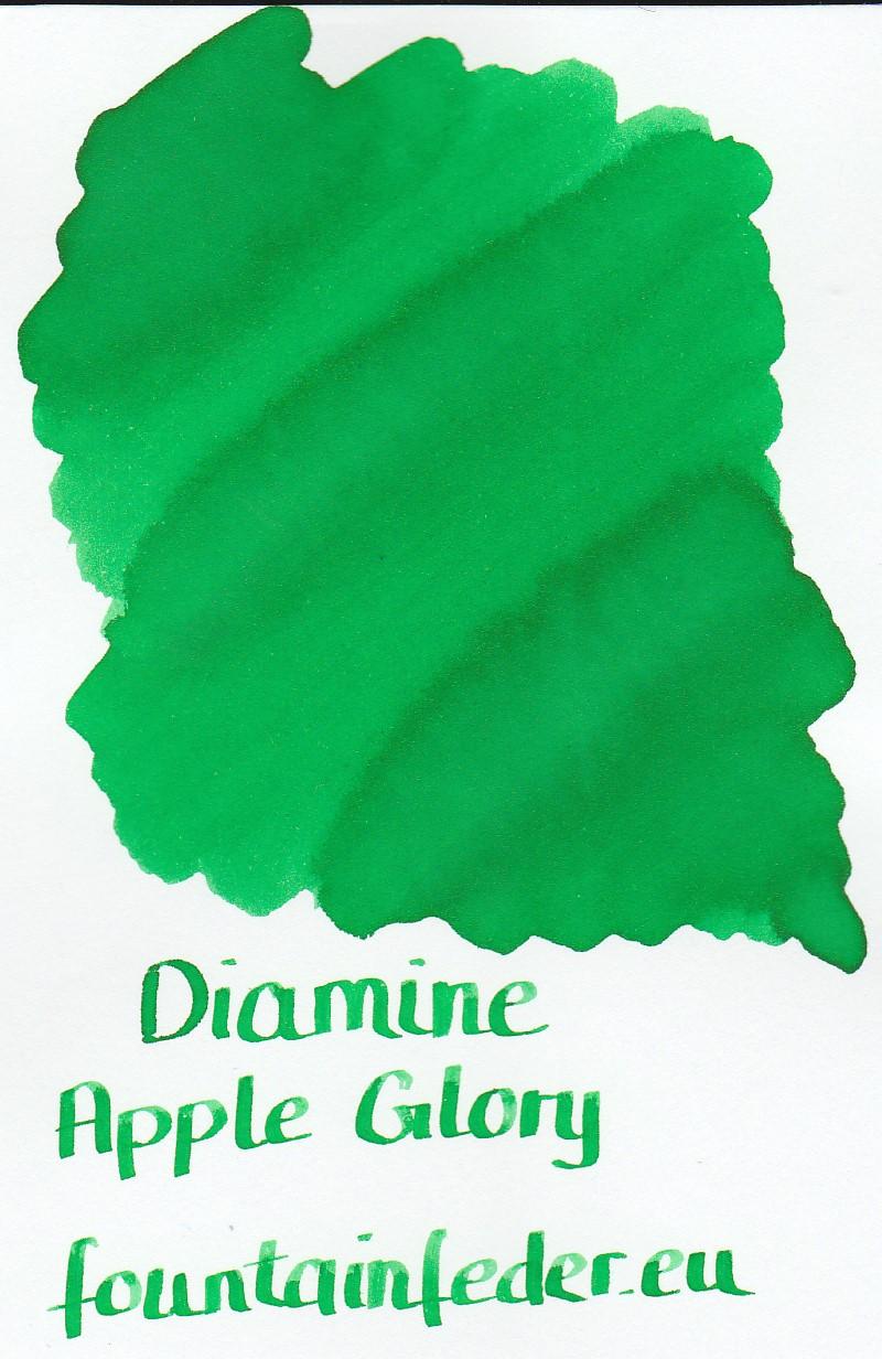 Diamine Apple Glory Ink Sample 2ml