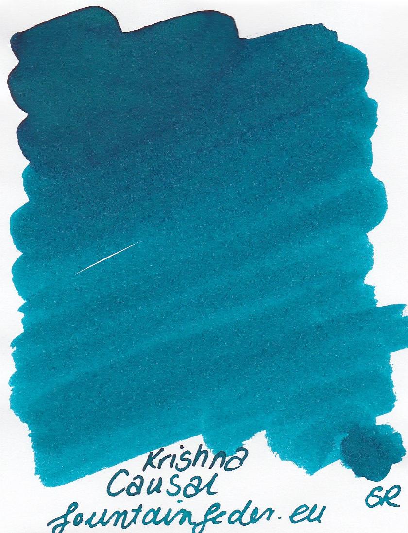 Krishna SR Causal Ink Sample 2ml
