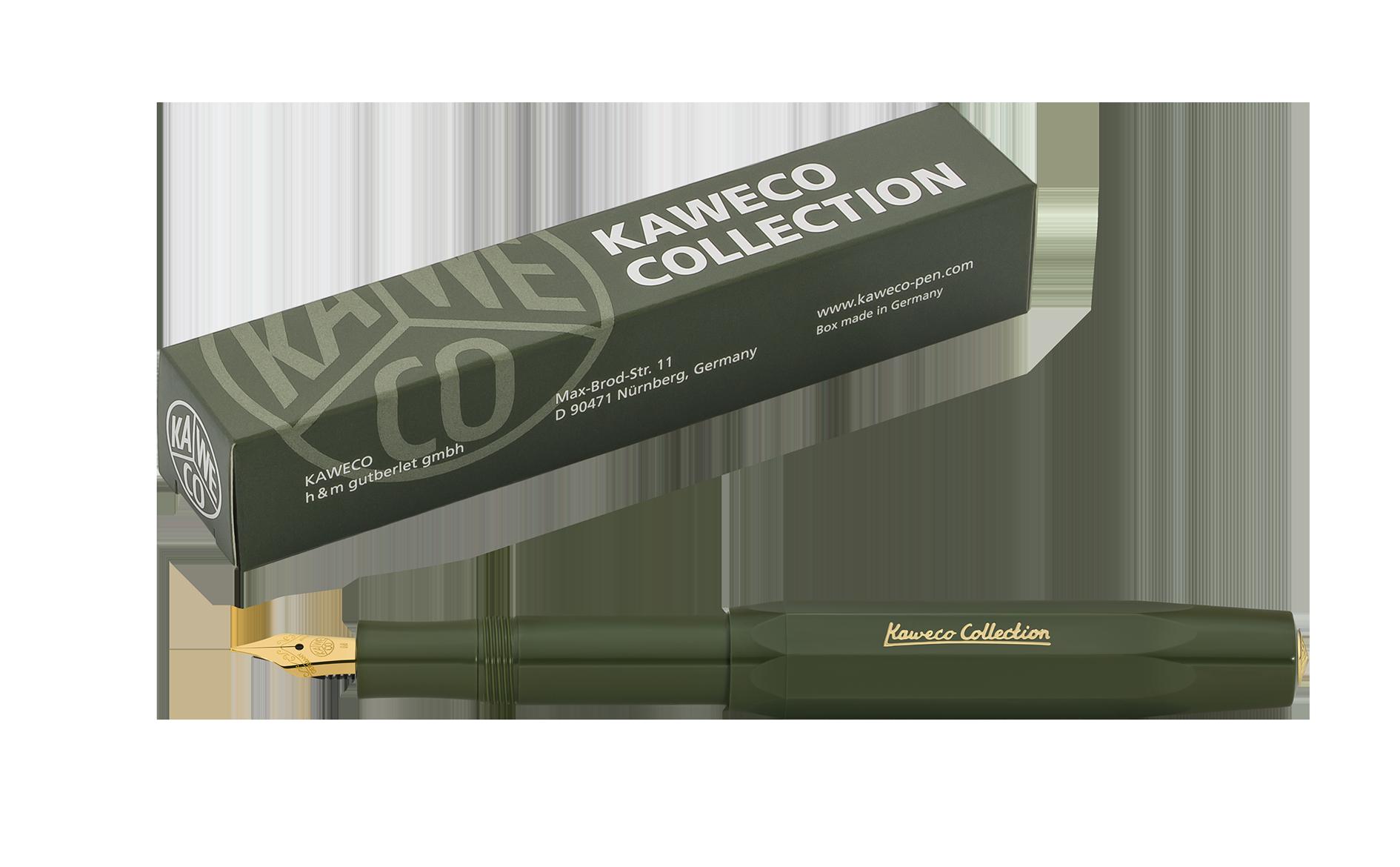 Kaweco Skyline Sport COLLECTION Edition - Dark Olivine