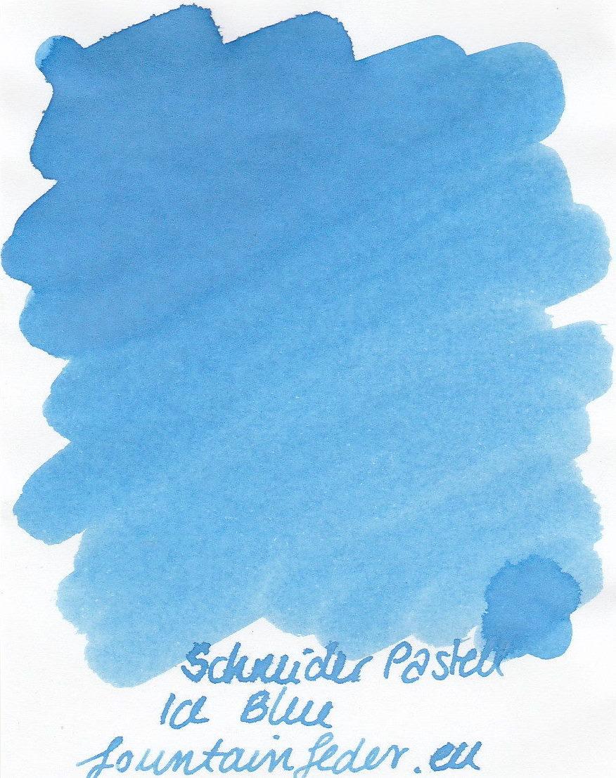 Schneider Pastell Ice Blue Ink Sample 2ml