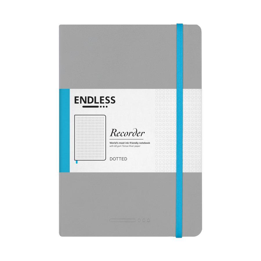 Endless Recorder Notebook #2