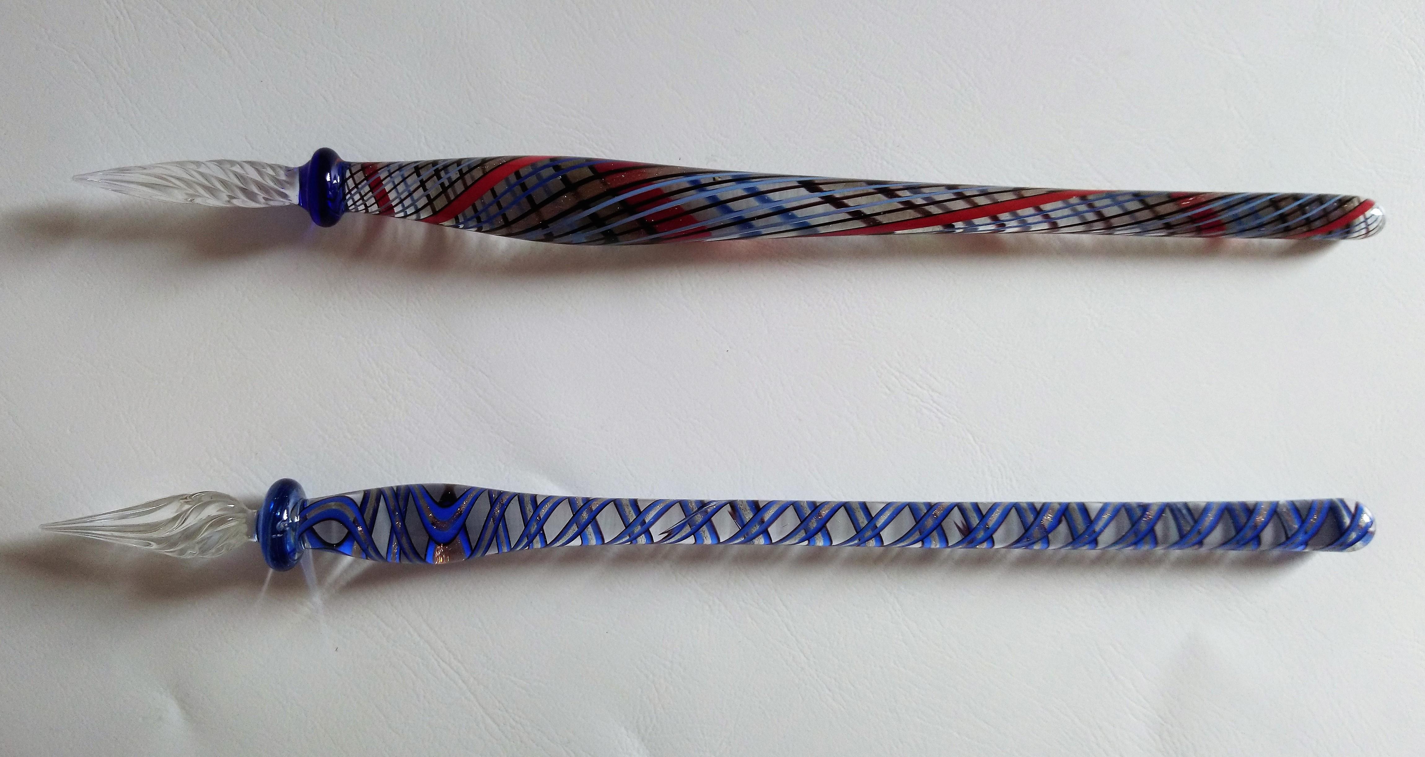 Rohrer & Klingner Glas dip pen