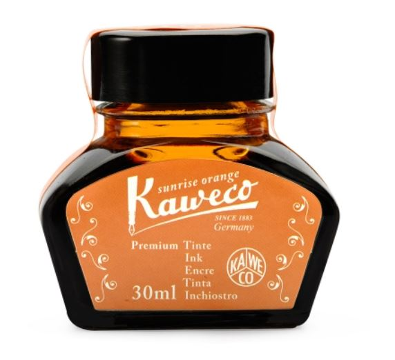 Kaweco Sunrise Orange 30ml
