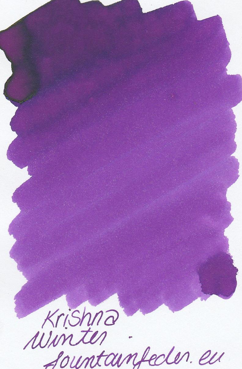 Krishna RC Winter Ink Sample 2ml