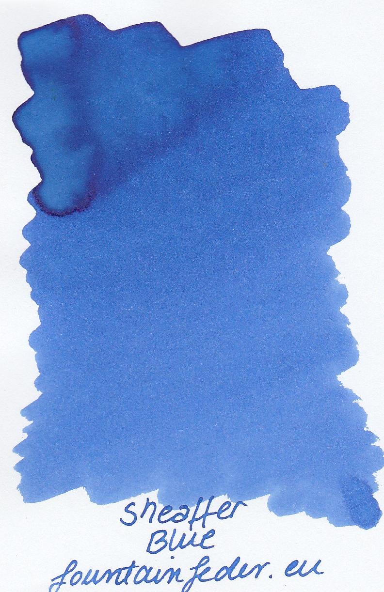 Sheaffer Blue Ink Sample 2ml