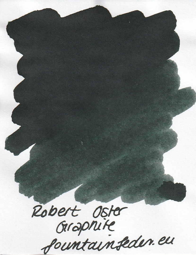 Robert Oster - Graphite 2ml