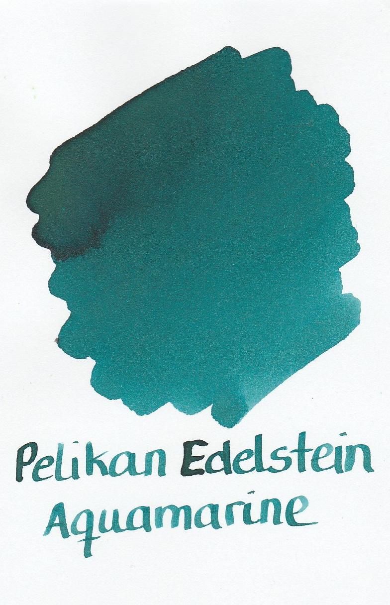 Pelikan Edelstein Aquamarine Ink Sample 2ml