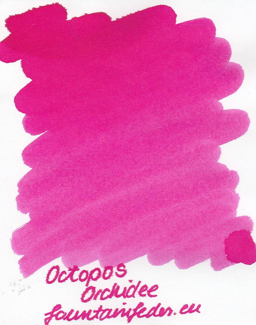 Octopus Fluids Orchidee Ink Sample 2ml