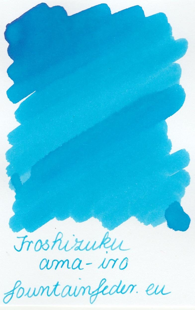 Pilot Iroshizuku Ama-Iro 2ml Ink Sample