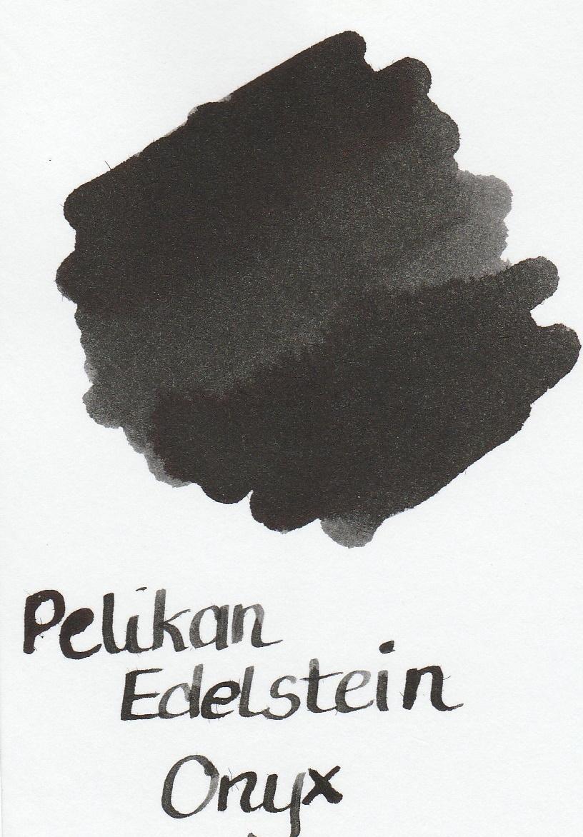 Pelikan Edelstein Onyx Ink Sample 2ml