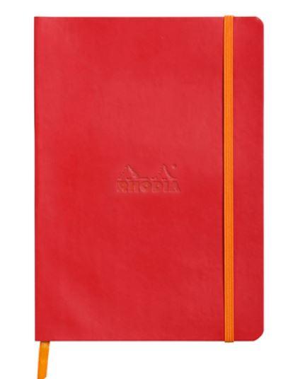 Rhodia Rhodiarama Red