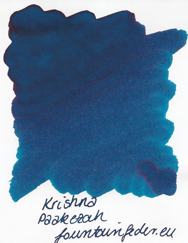 Krishna S Series Paakezah Ink Sample 2ml
