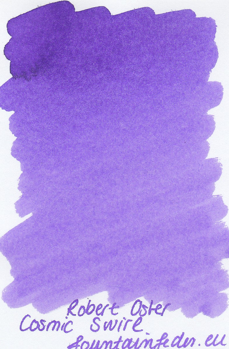 Robert Oster - Cosmic Swirl Ink Sample 2ml