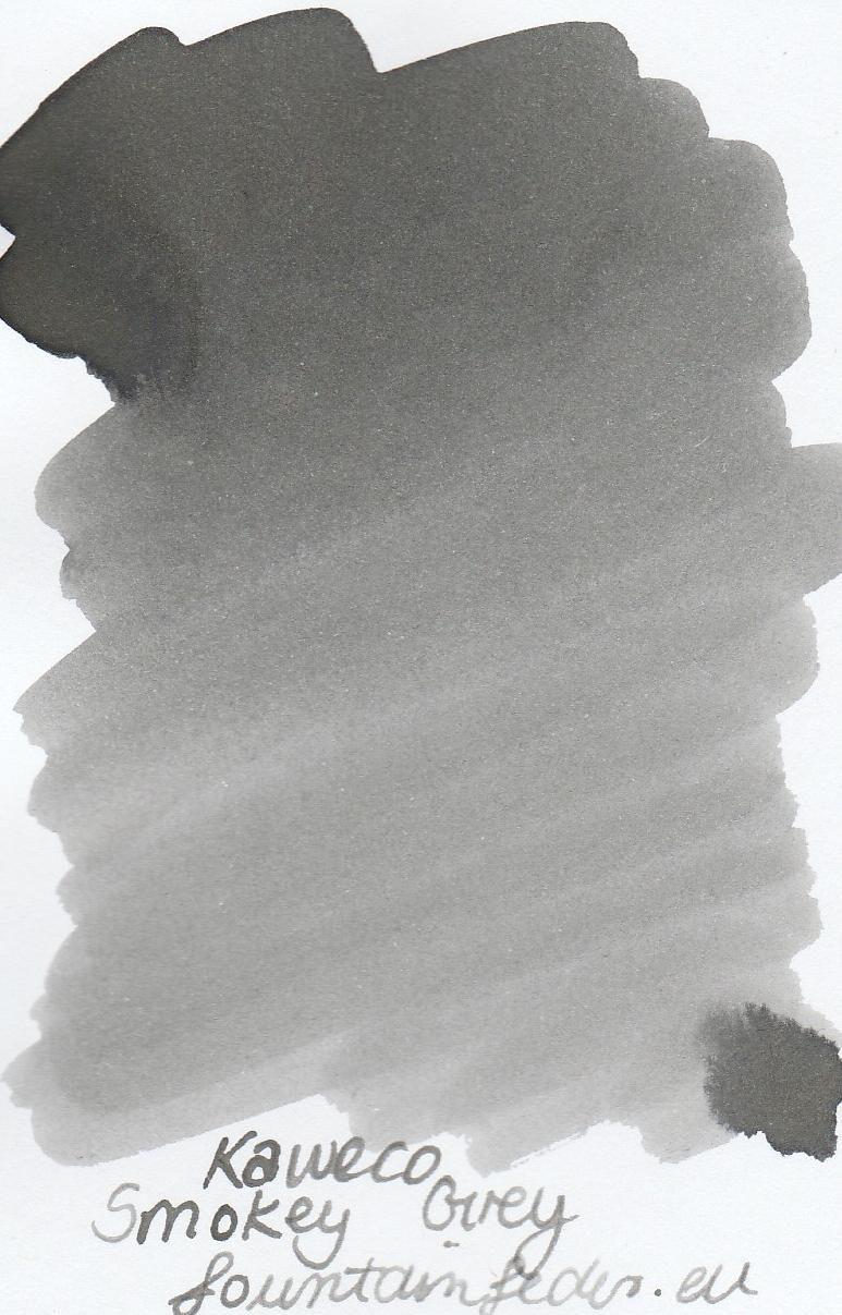 Kaweco Smokey Grey Ink Sample 2ml