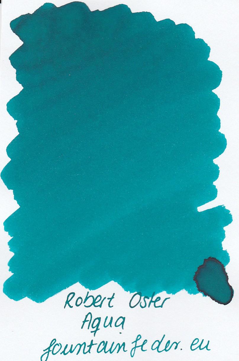 Robert Oster - Aqua Ink Sample 2ml