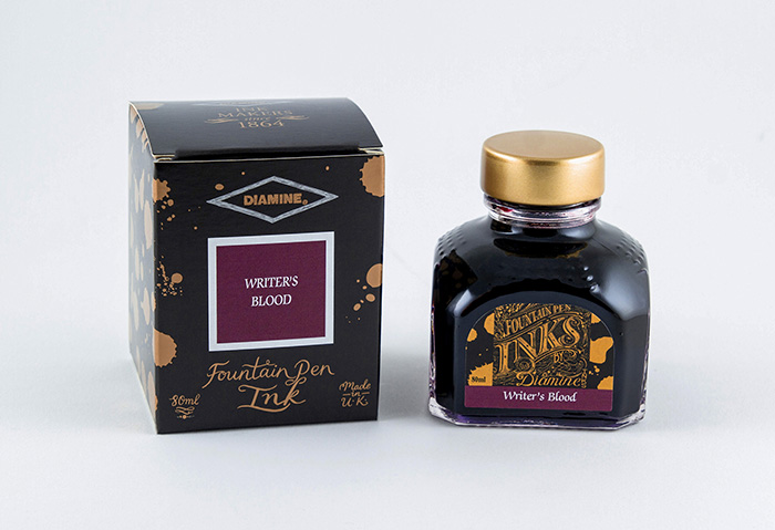Diamine Writer`s Blood 80ml