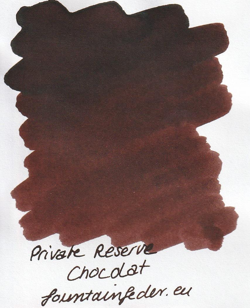 Private Reserve - Chocolat Ink Sample 2ml